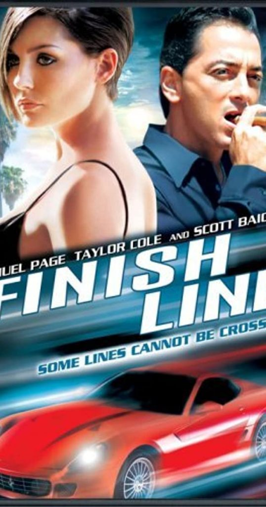 The Finish Line Asian Movie