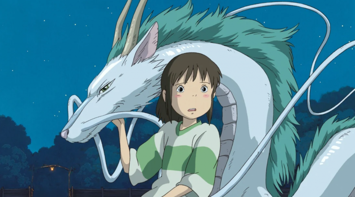 Spirited Away Moviereviews