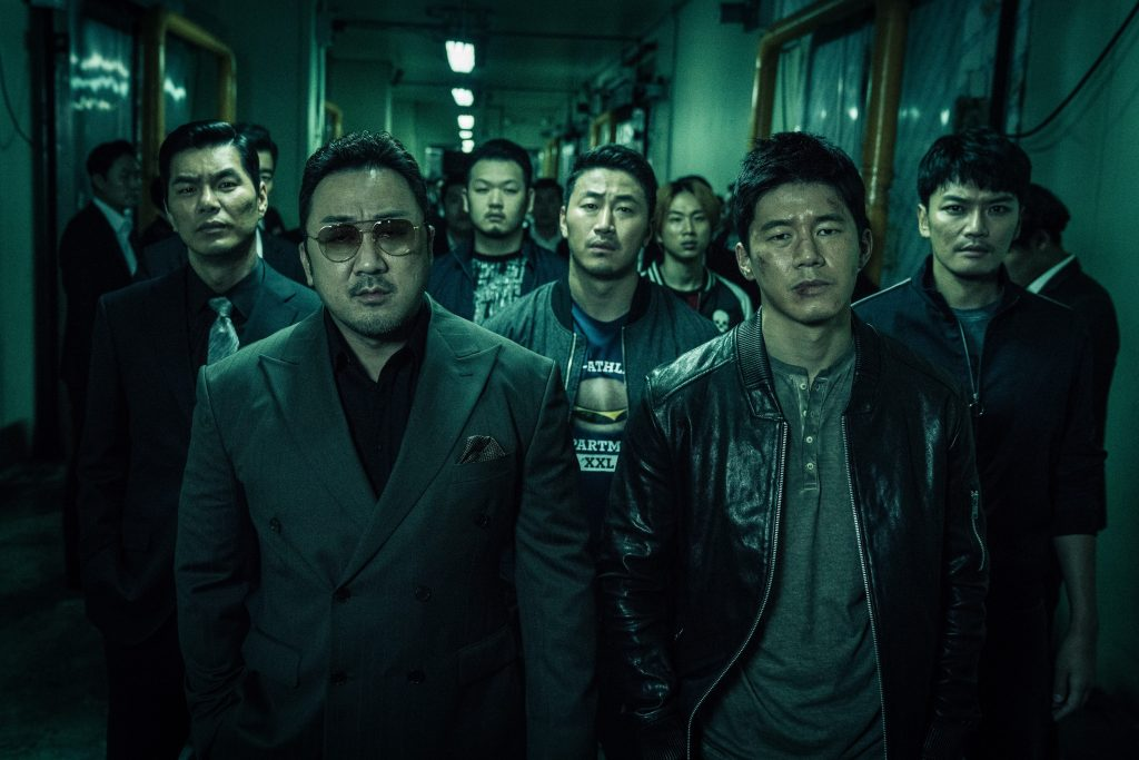 the gangster the cop the devil Korean Famous Movie